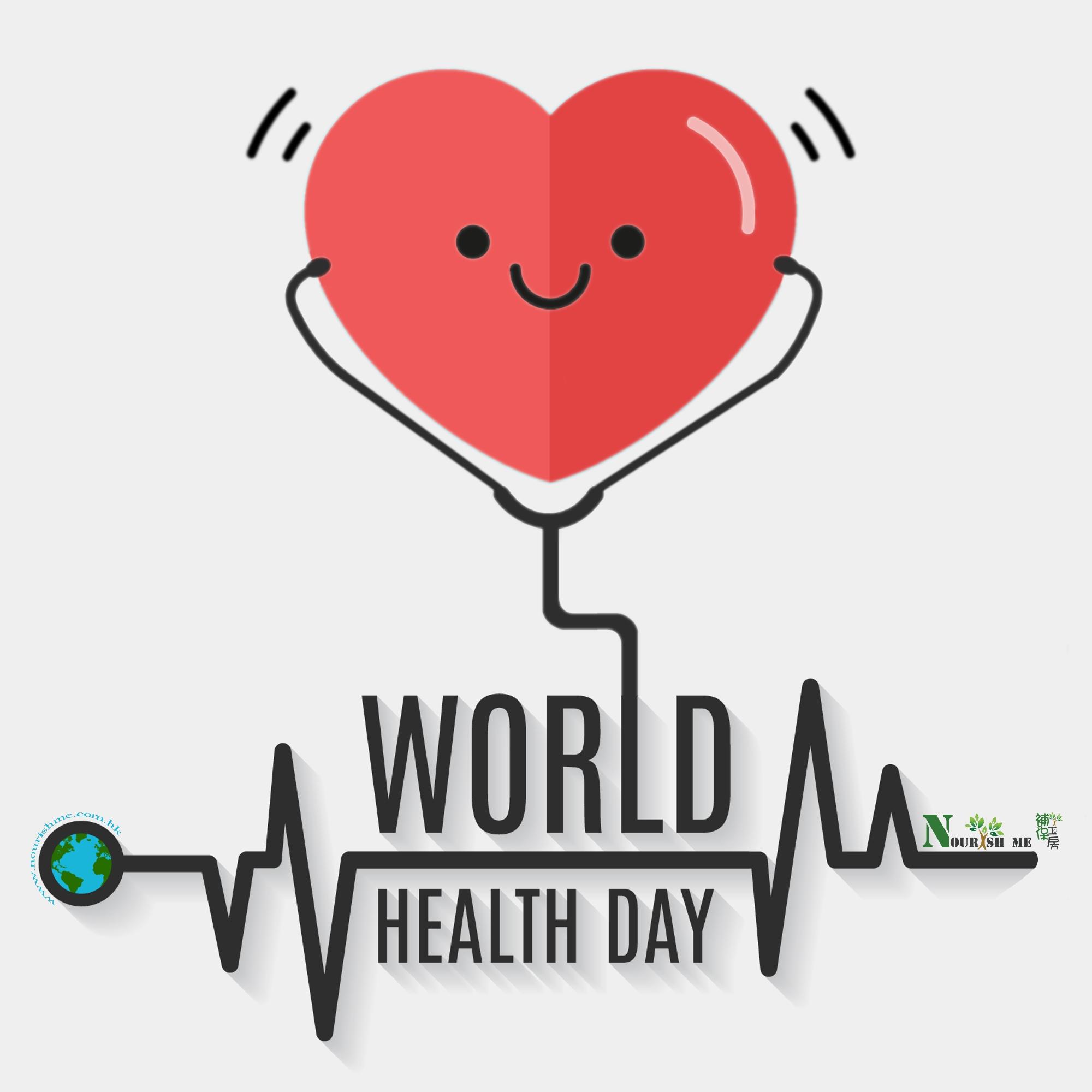 World Health Day 2018 Nourish Me